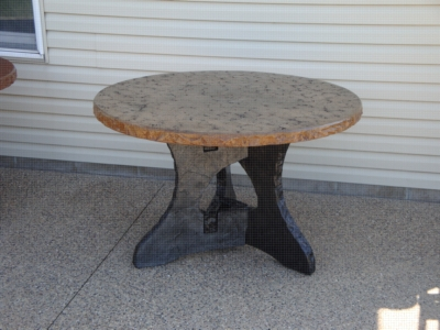 concrete patio tables outdoor patio tables affordable concrete rh affordableconcretemn com patio furniture duluth mn patio furniture burnsville mn